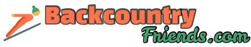 Backcountry Friends Logo
