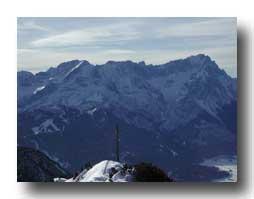 Gipfel Kreutz
