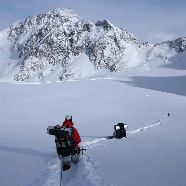 Wildspitze In July